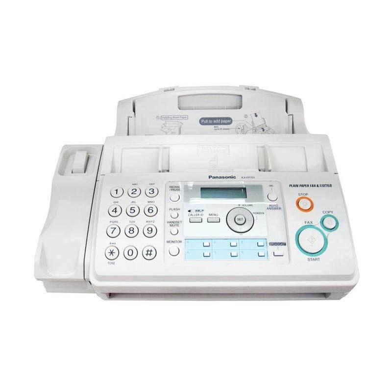 Panasonic Facsimile KX-FP701CX Mesin Fax - KX-FP701