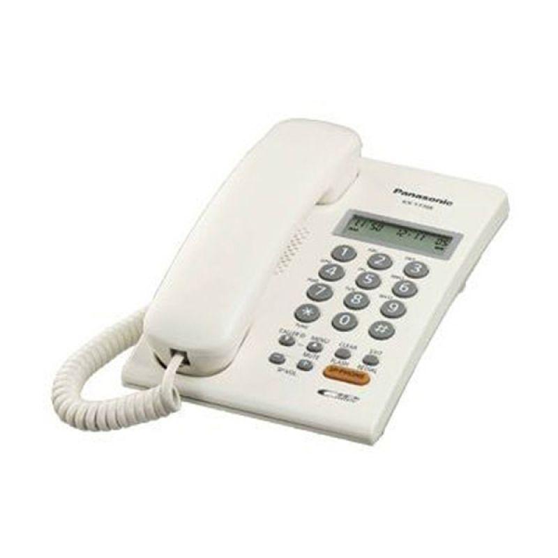 Panasonic KX-T7705 Putih Telepon
