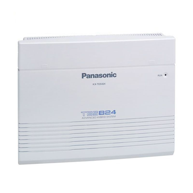 Panasonic PABX KX-TES824 PBX Kap. 3 CO - 8 Extension - TES824