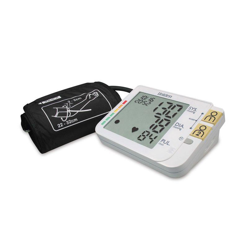 Uniden Blood Pressure Monitor AM2301 Monitor Tekanan Darah