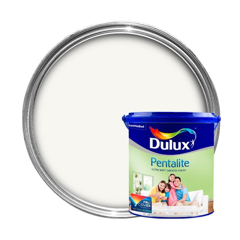 Dulux Pentalite Cat Interior Brilliant White 2 5 Liter