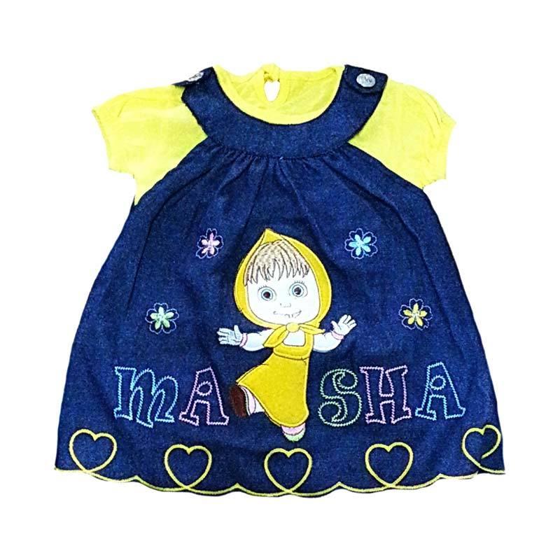 Two Mix Marsha Dresses Yellow Dress Bayi