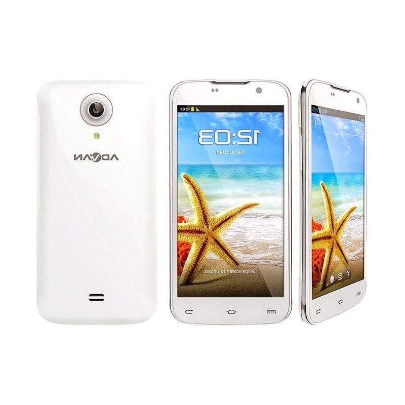 Advan Vandroid S5P White Smartphone