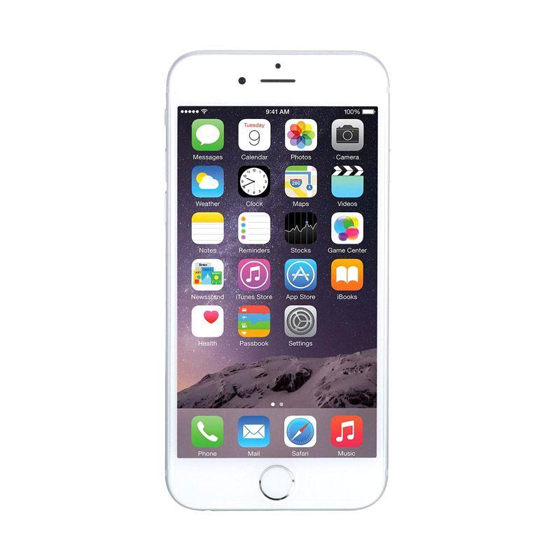 Apple iPhone 6 16 GB Silver Smartphone [Refurbish]