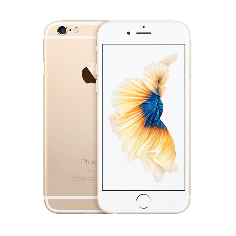 Apple iPhone 6S 64 GB Gold Smartphone [Refurbish]