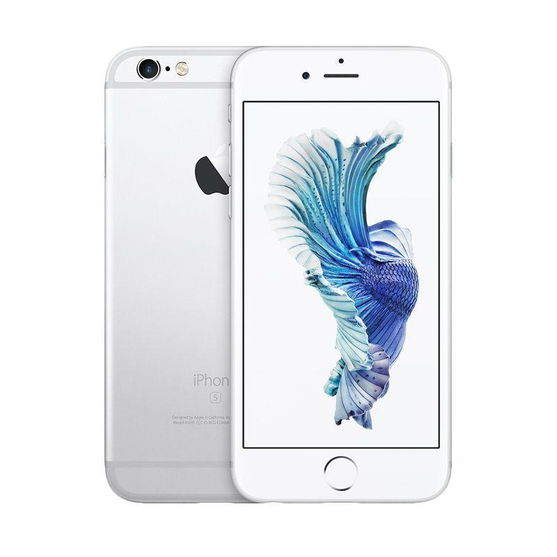 Apple iPhone 6S 64 GB Silver Smartphone [Refurbish]