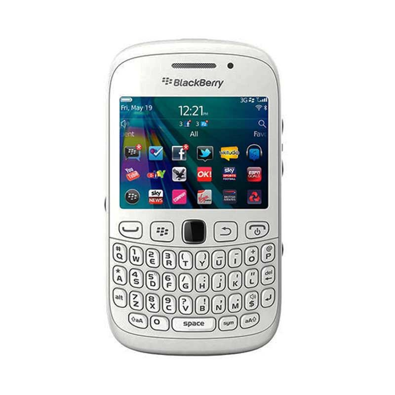 Blackberry Amstrong 9320 Putih Smartphone