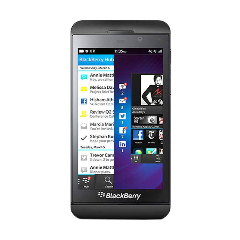 BlackBerry Z10 Hitam Smartphone