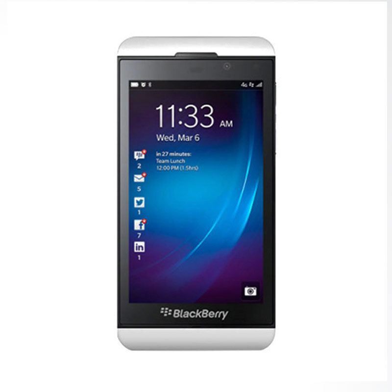 BlackBerry Z10 Putih Smartphone