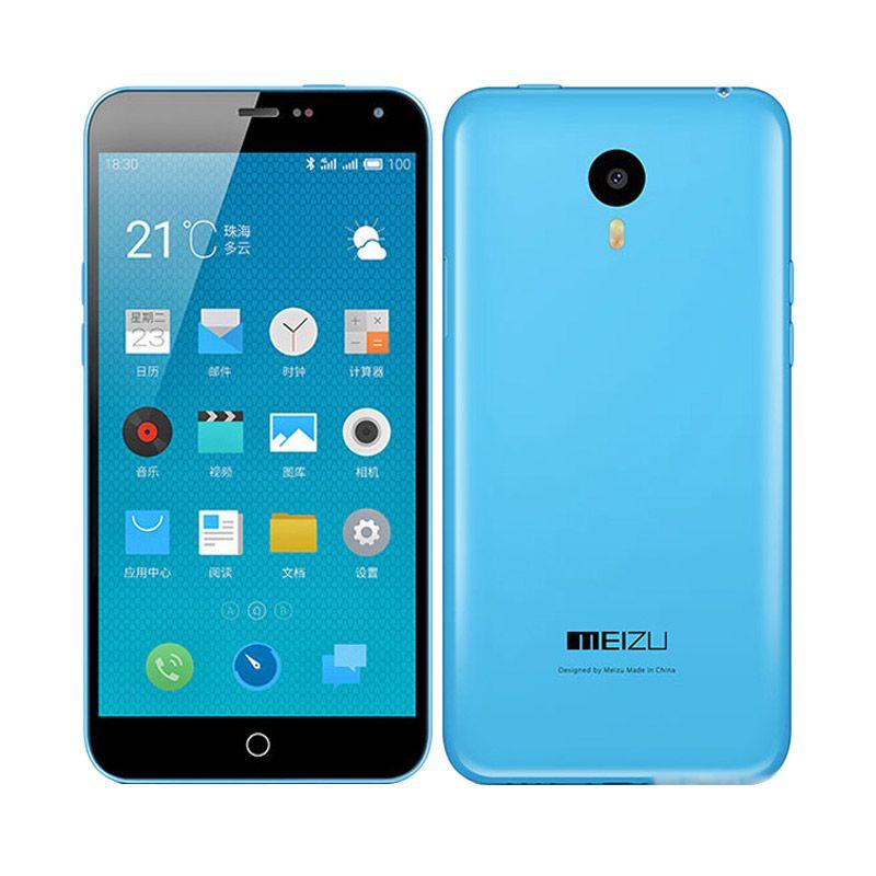 Meizu M1 Note Blue Smartphone [32 GB]