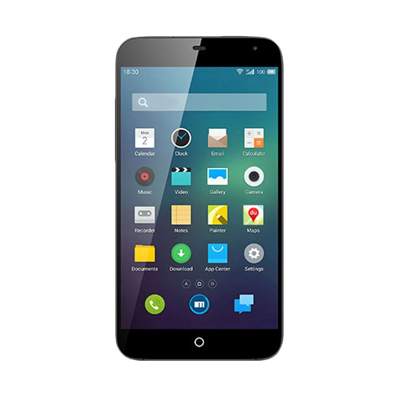 Meizu MX3 Black Smartphone [16 GB]