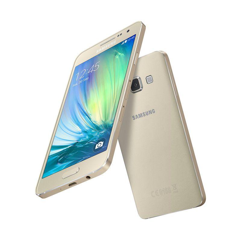 Samsung Galaxy A3 A300 Champagne Gold Smartphone