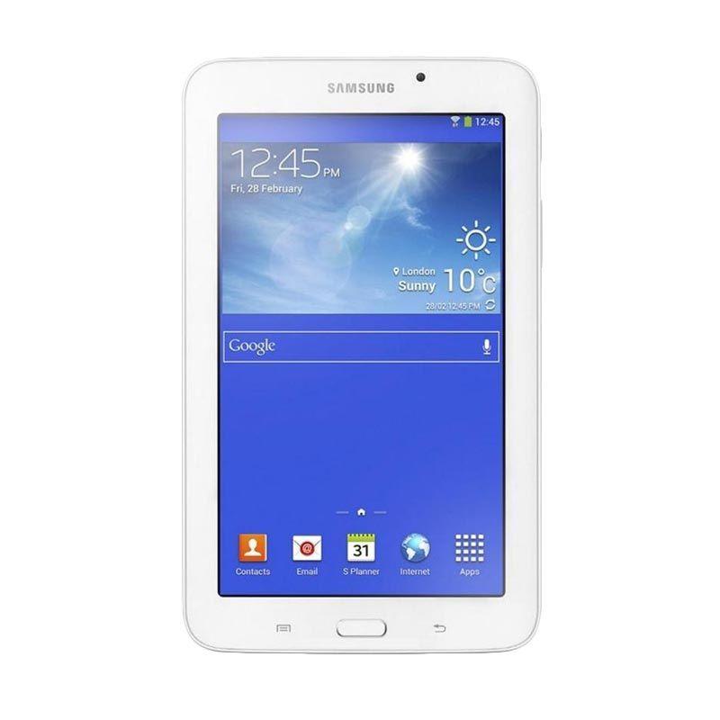 Samsung T116 White Tablet [1 GB]