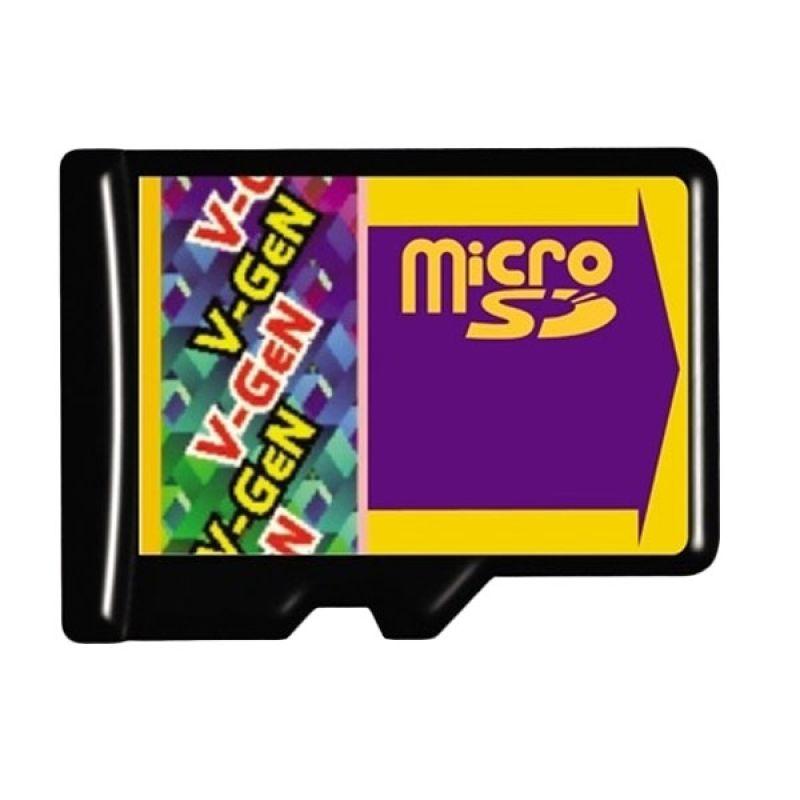 V-GeN Micro SDHC Memory Card [32 GB]