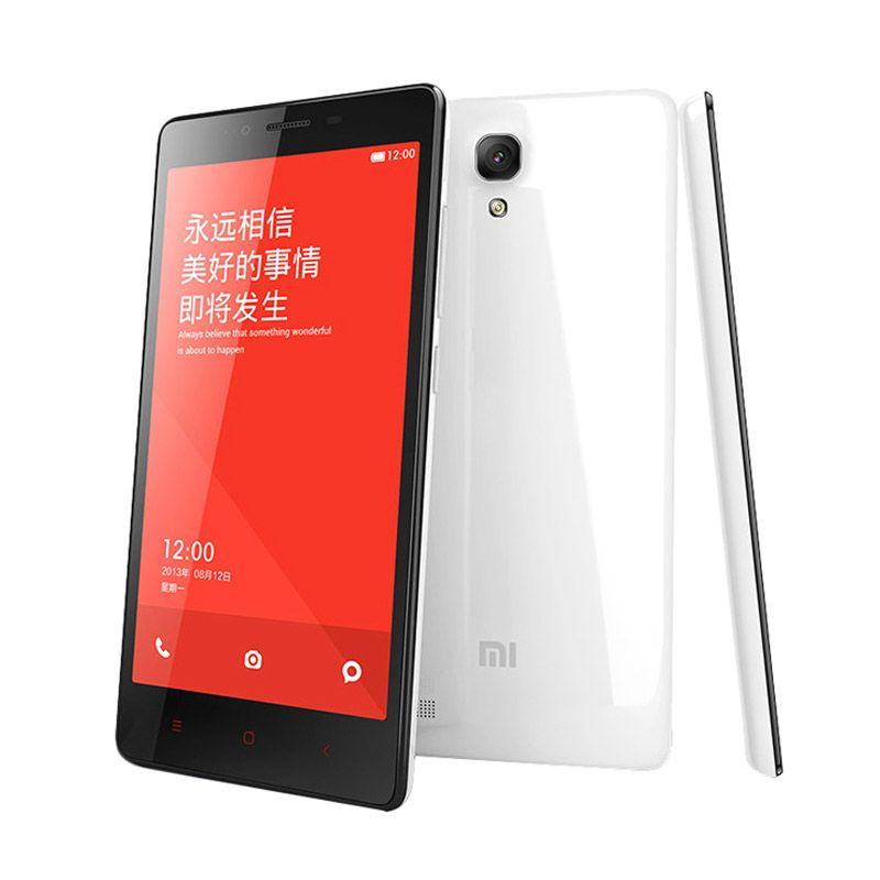 Xiaomi Redmi 1S Putih Smartphone