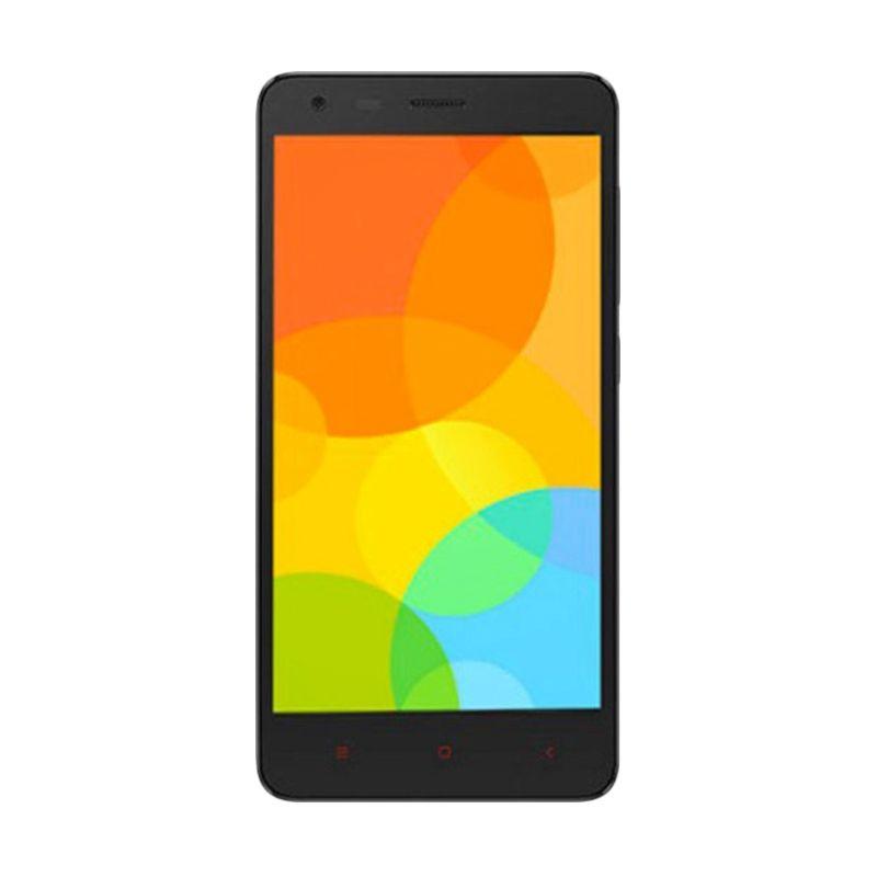 Xiaomi Redmi 2 Black Smartphone [Garansi Resmi]