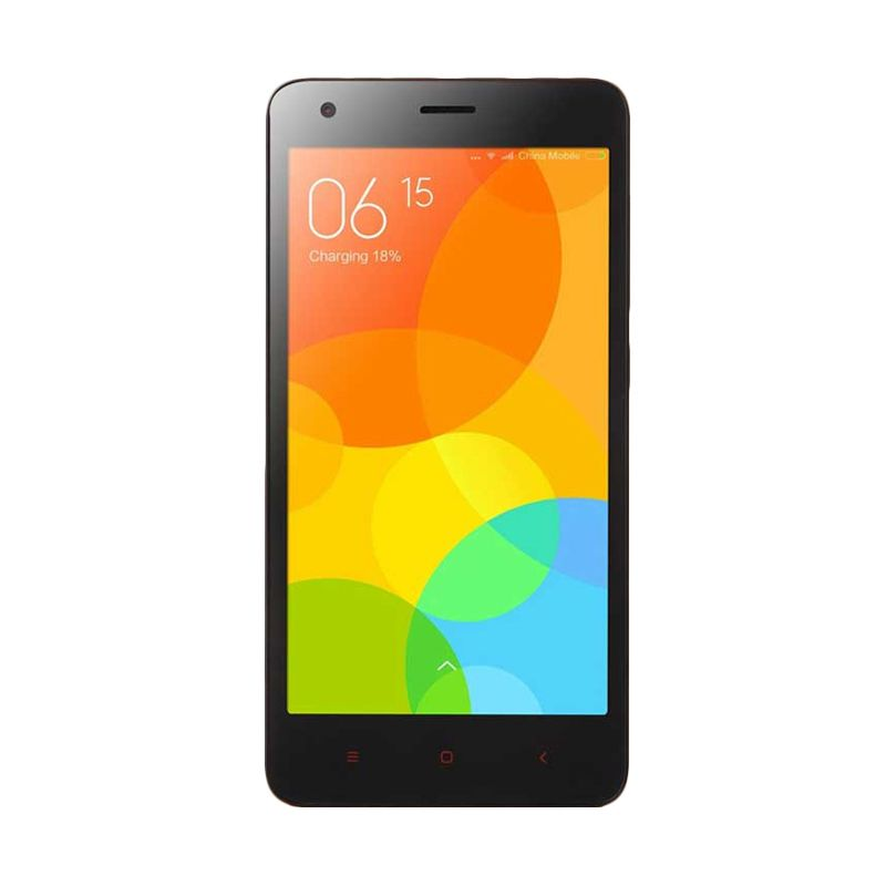 Xiaomi Redmi 2 Hitam Smartphone [16 GB]
