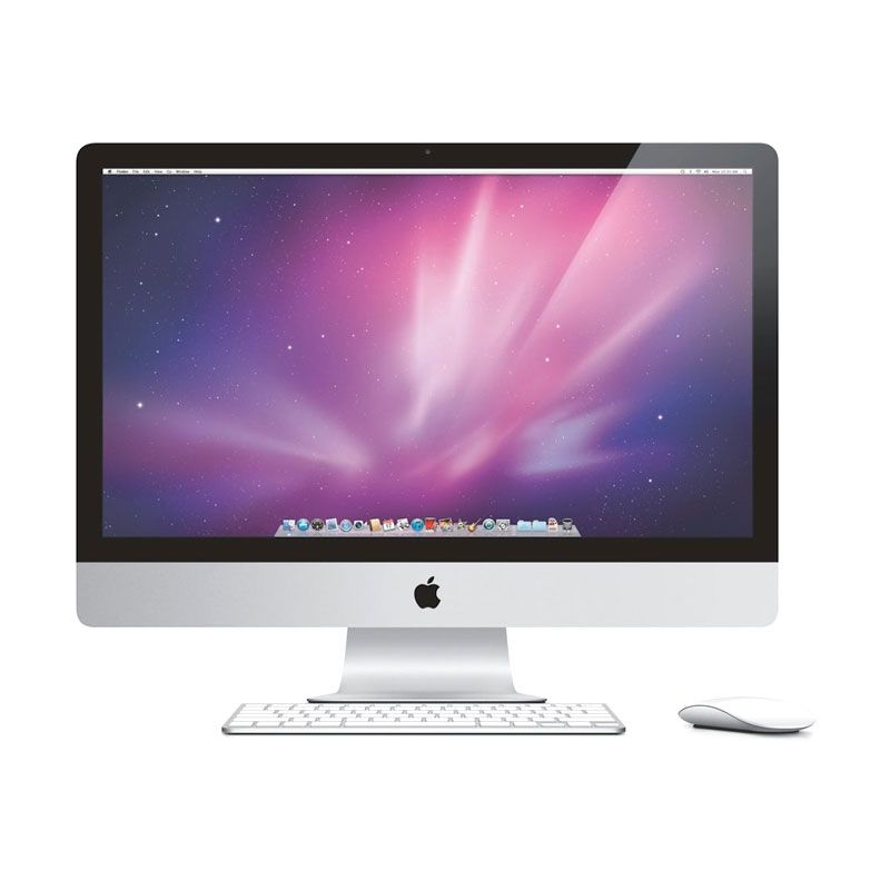 Apple iMac 27 Inch D...ME088ID/A)