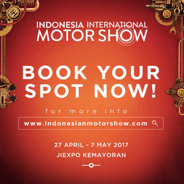 IIMS 2017 Space Booth E-Voucher [Rp 1.000.000]