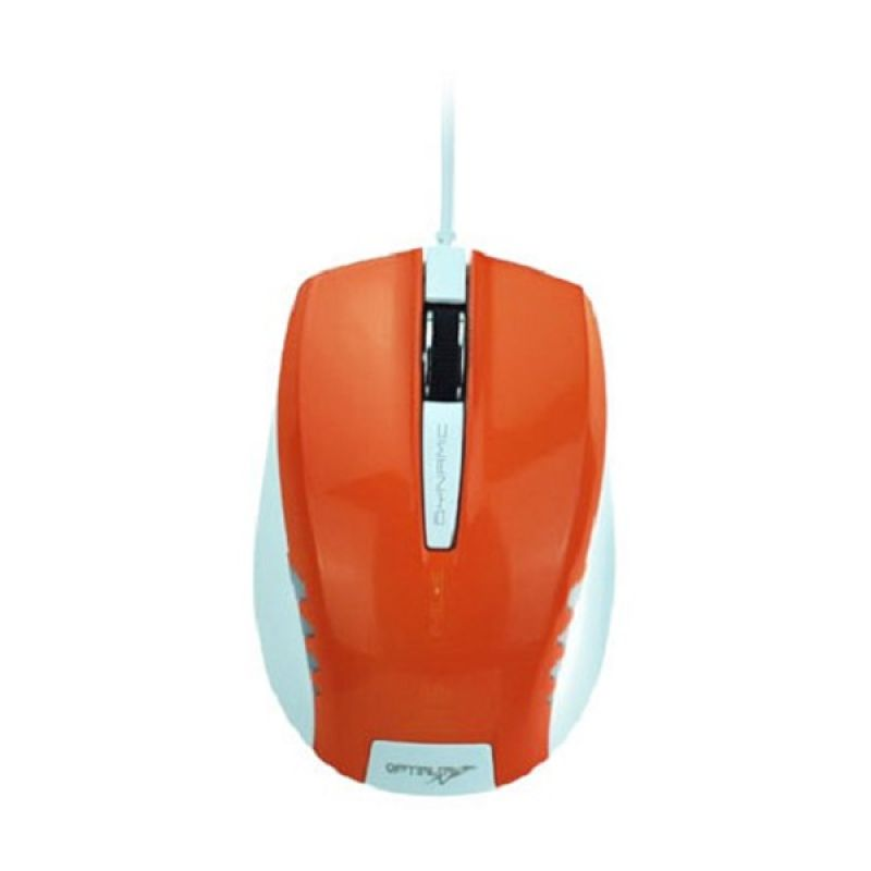 E-Blue Dynamic Optical Mouse - Kuning