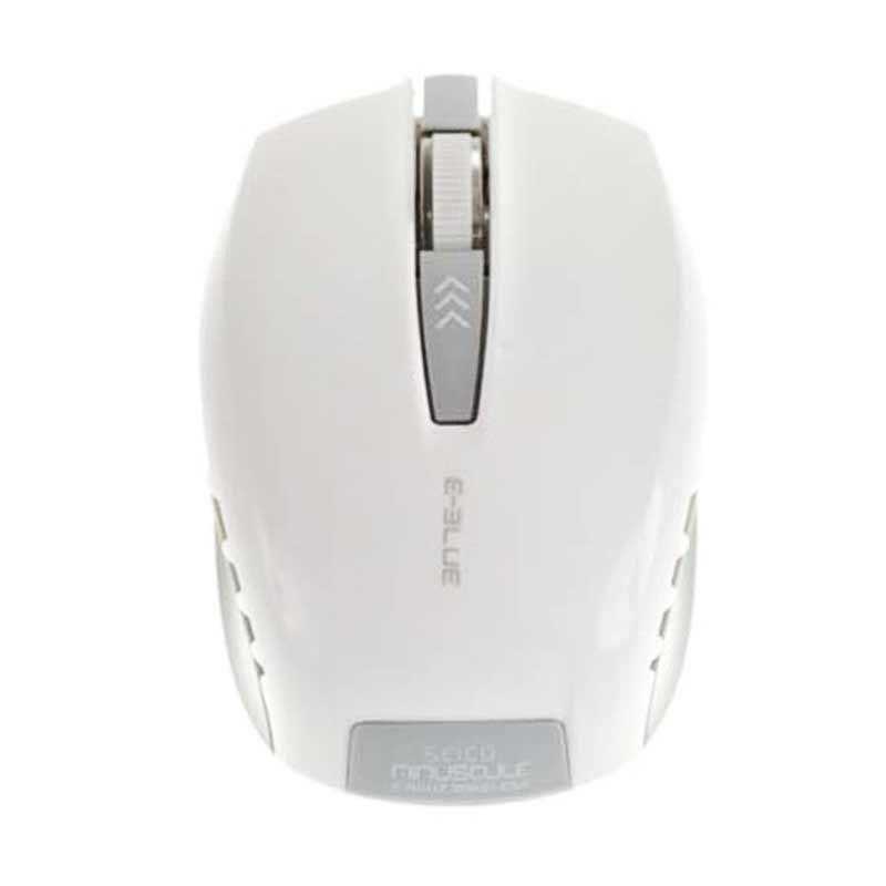 E-Blue EMS615WHAA-IF Seico Minuscule Gaming Mouse - White