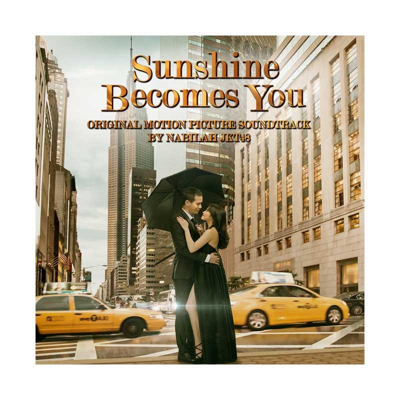 harga E-Music Nabilah JKT48 - OST. Sunshine Becomes You CD Musik Blibli.com