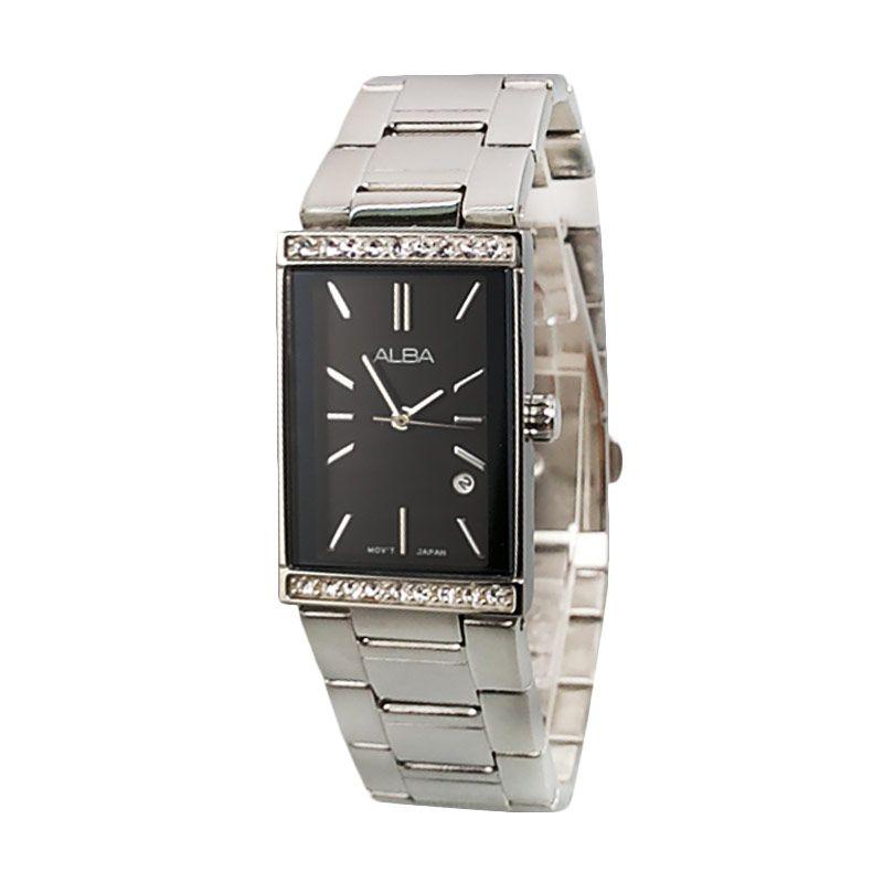 Jam Tangan Alba Model Kotak Mewah