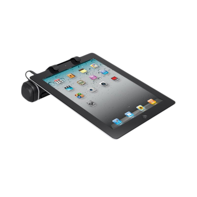 Logitech 984-000198 Black Tablet Speaker for iPad and Tablet