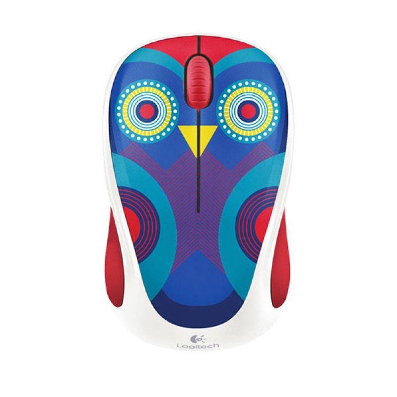Logitech M 238 Owl Wireless Mouse