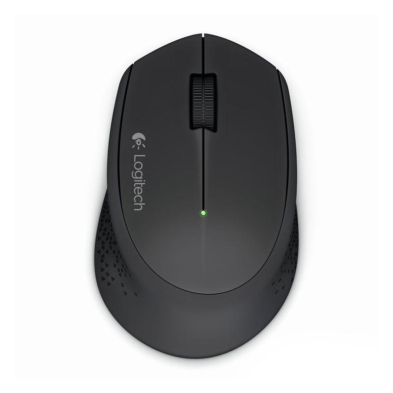 Logitech M280 Black Wireless Mouse [910-004295]