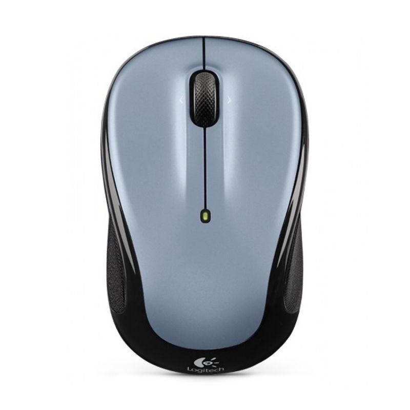 Logitech M325 Light Silver Wireless Mouse [910-002325]