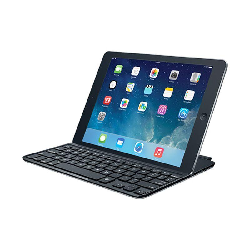 Logitech Ultrathin Black Keyboard Cover for iPad Air