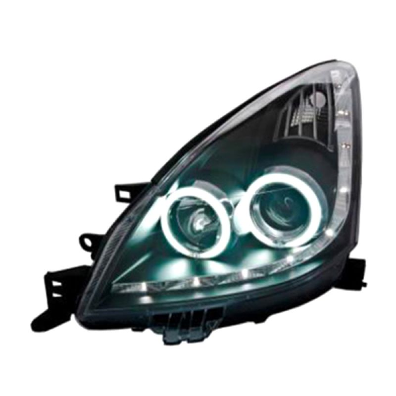 Eagle Eyes Head Lamp Nissan Livina DS694-B7W2C-B2H Lampu Mobil