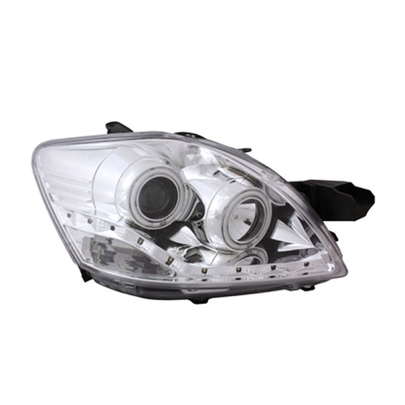 Eagle Eyes Head Lamp Toyota All New Vios TY1005-B7W2C-BH Lampu Mobil