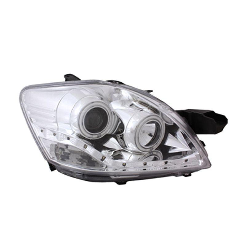 Eagle Eyes Head Lamp Toyota All New Vios TY1005-B7W2C Lampu Mobil