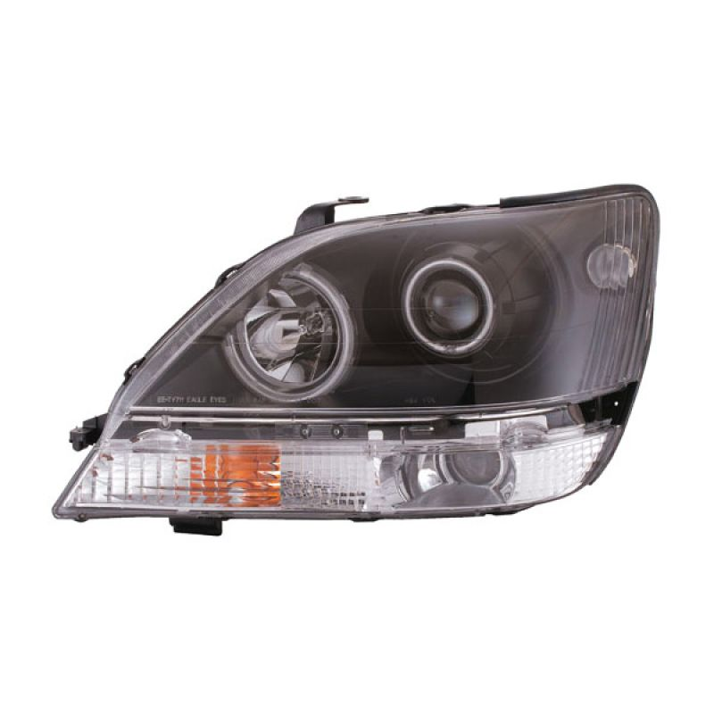Eagle Eyes Head Lamp Toyota Harrier [TY1080-B7WC0-BH]