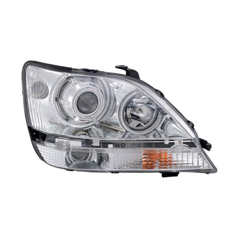 Eagle Eyes Head Lamp Toyota Harrier [TY1080-B7WC0]