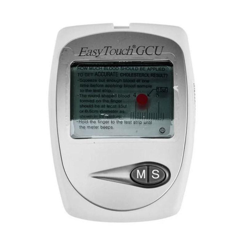 Easy Touch GCU - Putih