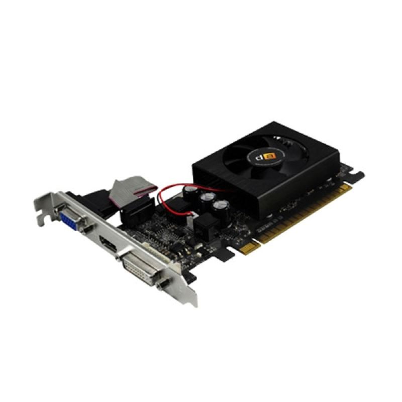 Digital Alliance GT 730 64Bit DDR5 Hitam VGA Card [1 GB]