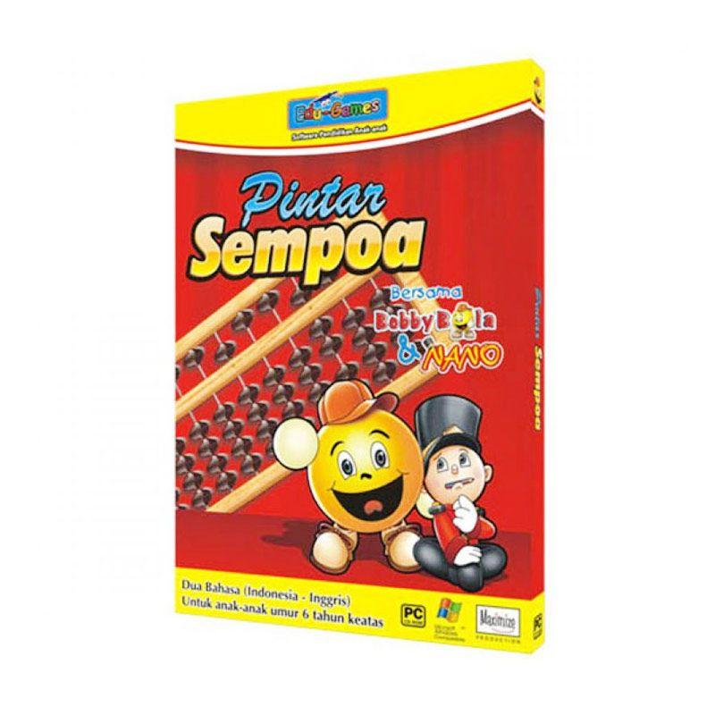 Edu Games Bobby Bola dan Nano Pintar Sempoa Software