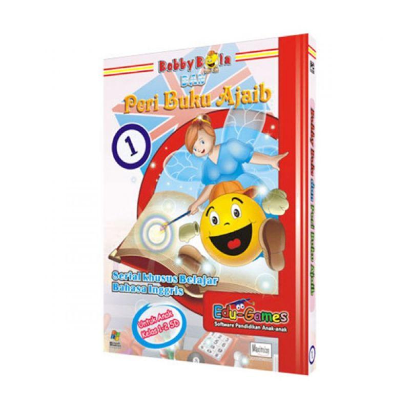 Edu-Games Bobby Bola dan Peri Buku Ajaib Belajar Bahasa Inggris Seri 1 Software