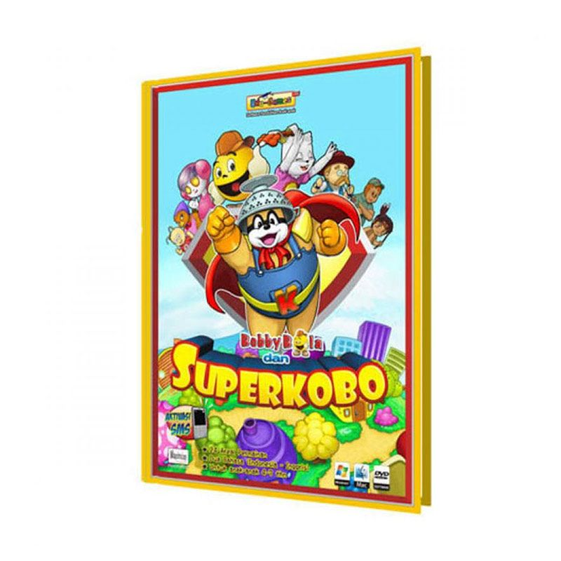 Edu Games Bobby Bola dan Superkobo Software