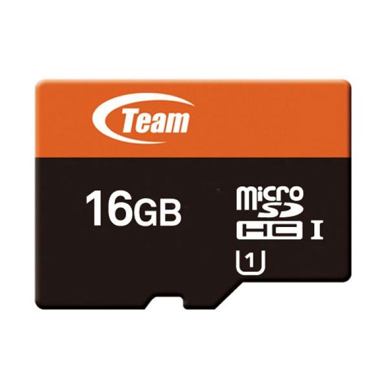 Team MicroSDHC UHS 1 16GB