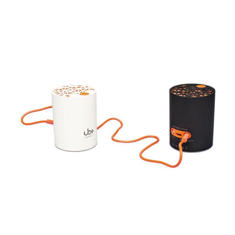 Ub+ Eupho Black White Double Wireless Speaker