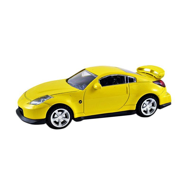 Rastar Nissan 350Z NISMO Yellow