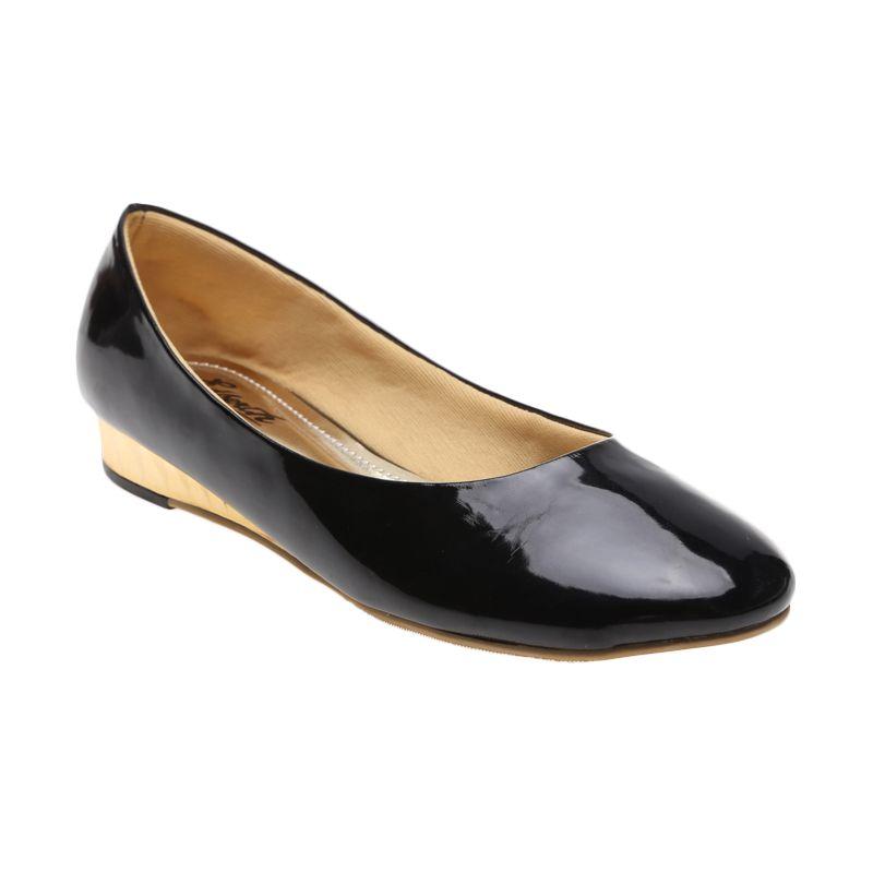 Edberth Woman Ackley BS-027 Black Sepatu Wanita