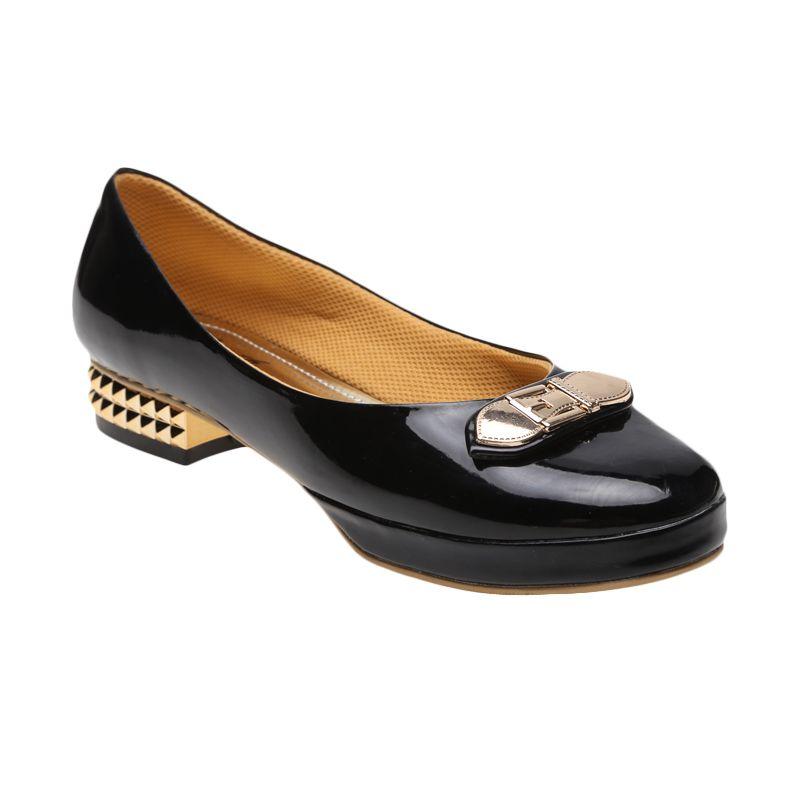 Edberth Woman Alexandra BB-025 Black Sepatu Wanita