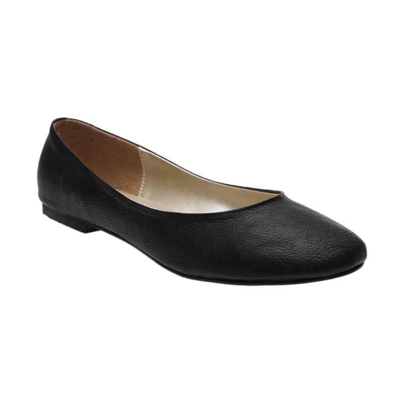 Edberth Woman Beryl BL-025 H Black Sepatu Wanita