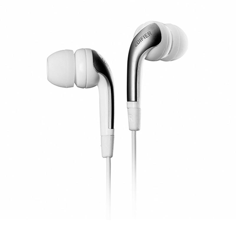 Edifier H220 Sleek White Earphone