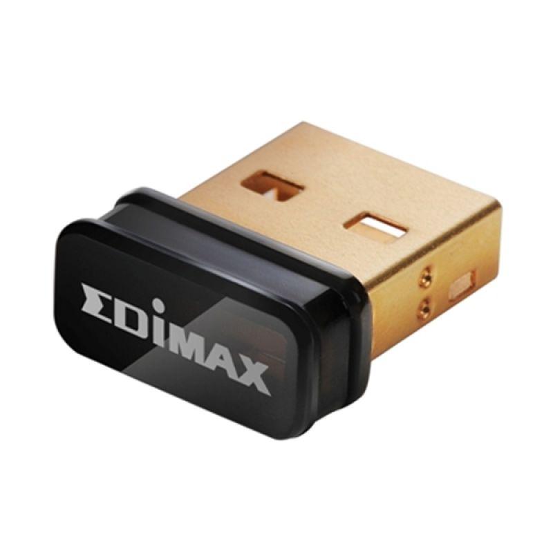 Edimax Nano USB Adapter Nirkabel 150Mbps